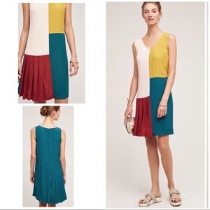 NWT Hd In Paris Jules Colorblock Shift Dress 4